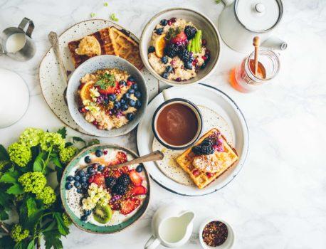 Beneficios de pedir comida preparada a domicilio