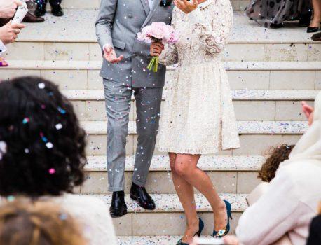 Tendencias en vestimenta para bodas este otoño 2019